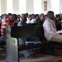 Discipleship Meeting in Nigeria's Gallery Image
